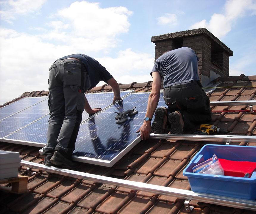 Roaire: instalación de energías renovables Madrid